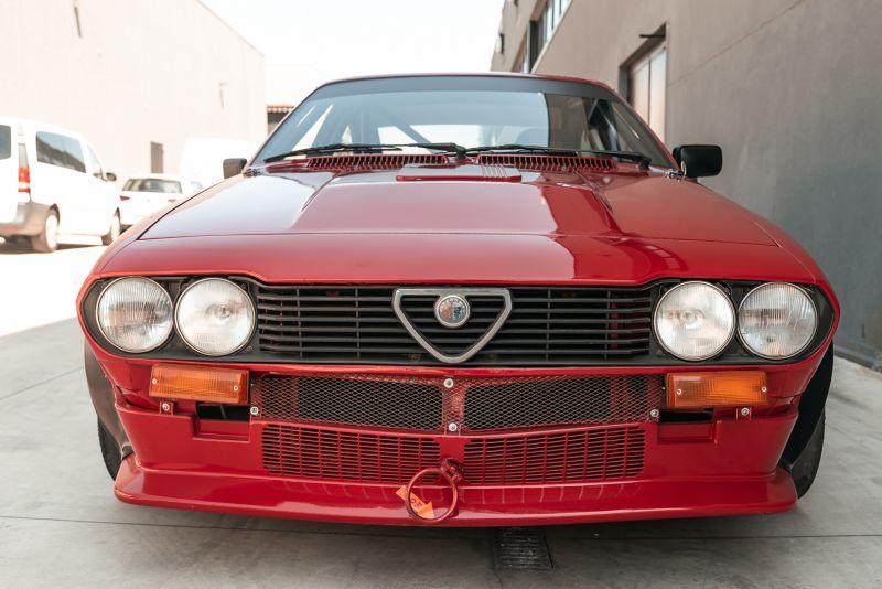 1981 Alfa Romeo GTV V6 2.5 Gr.2 Corsa 80086