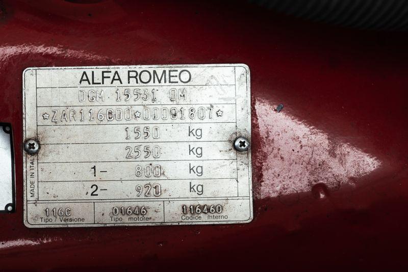 1981 Alfa Romeo GTV V6 2.5 Gr.2 Corsa 80129