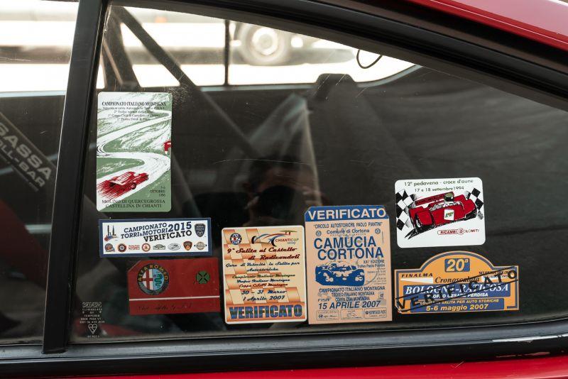 1981 Alfa Romeo GTV V6 2.5 Gr.2 Corsa 80123
