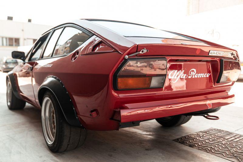 1981 Alfa Romeo GTV V6 2.5 Gr.2 Corsa 80087