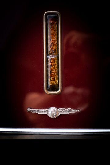 1947 Alfa Romeo Freccia d'oro 6C 2500 Sport 61704