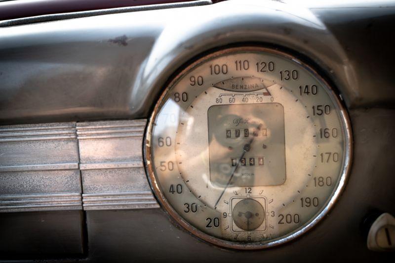 1947 Alfa Romeo Freccia d'oro 6C 2500 Sport 61750