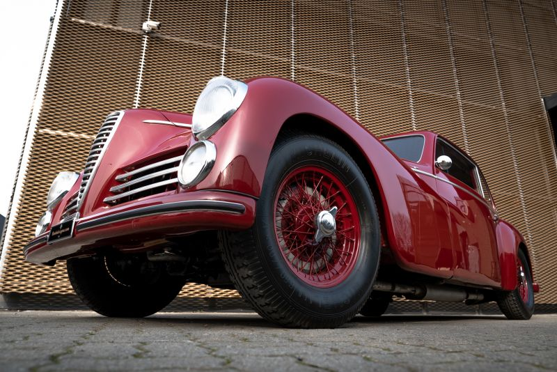 1947 Alfa Romeo Freccia d'oro 6C 2500 Sport 61692