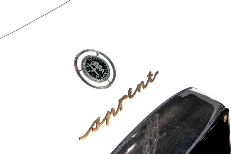1961 Alfa Romeo Giulietta Sprint  53479