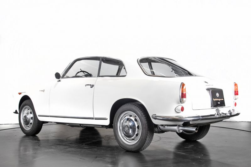 1961 Alfa Romeo Giulietta Sprint  53462