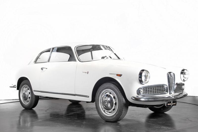 1961 Alfa Romeo Giulietta Sprint  53464