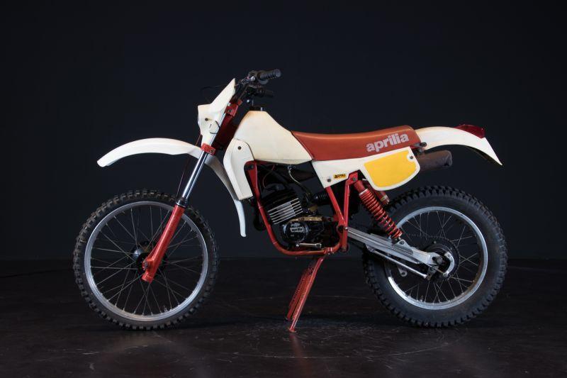 1977 Aprilia Scarabeo RC 7112