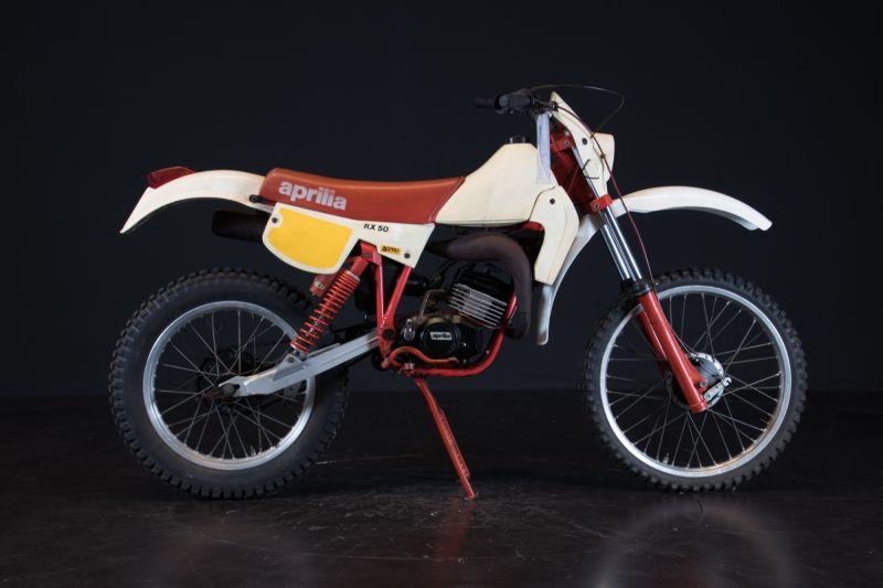 1977 Aprilia Scarabeo RC 7111
