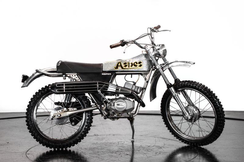 1975 Aspes Cross 50 65406