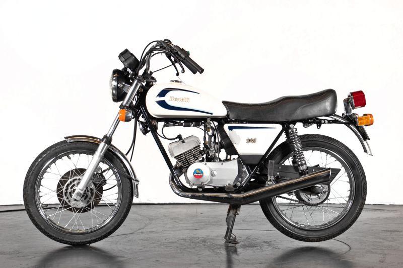 1984 Benelli 125 Custom 74430