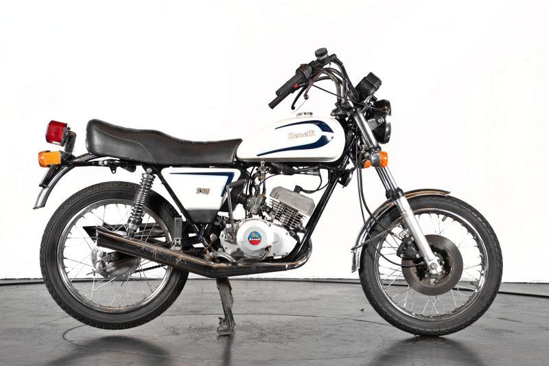 1984 Benelli 125 Custom 74431
