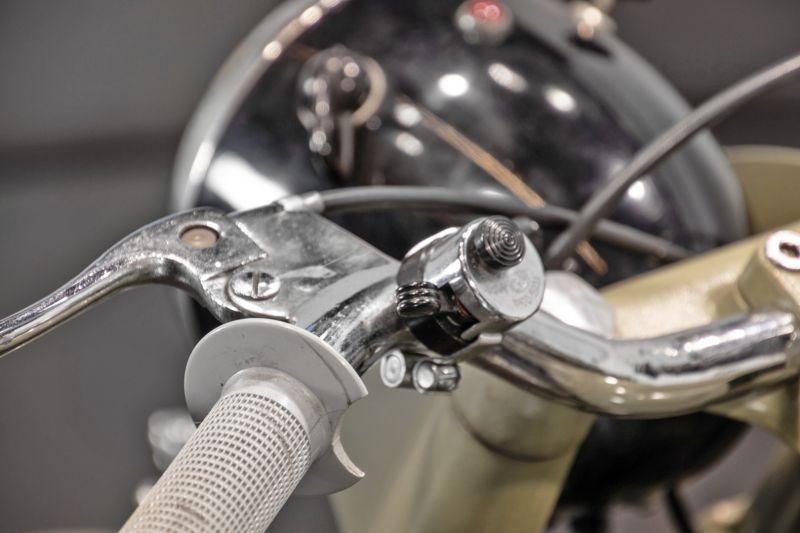 1956 Benelli 125 Leoncino Rikshaws 74325
