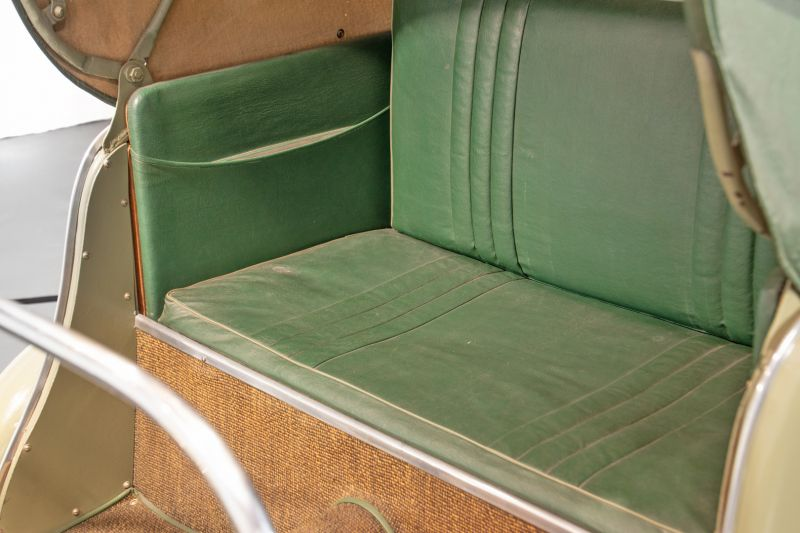 1956 Benelli 125 Leoncino Rikshaws 74340