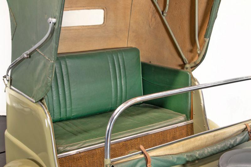 1956 Benelli 125 Leoncino Rikshaws 74341