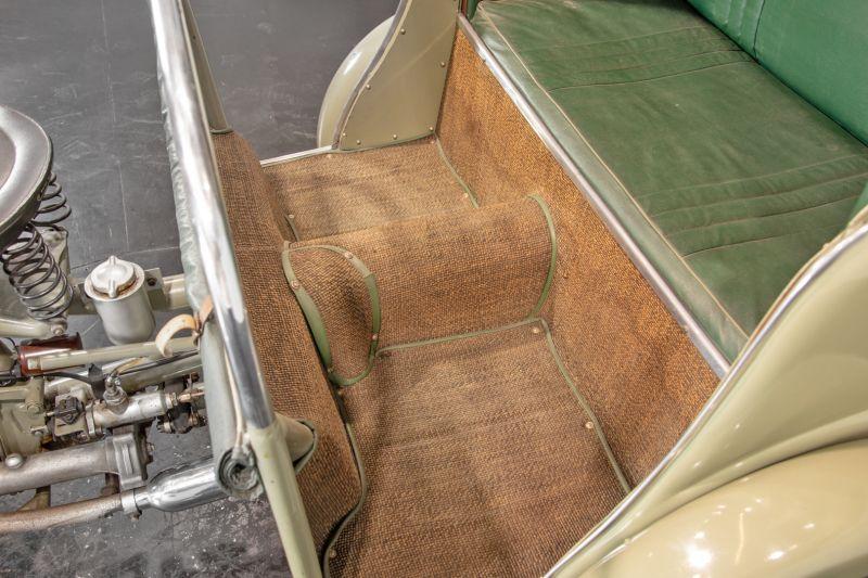 1956 Benelli 125 Leoncino Rikshaws 74343