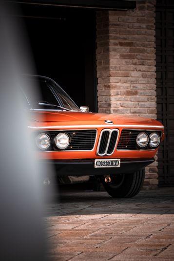1971 BMW 3.0 CSL 62445