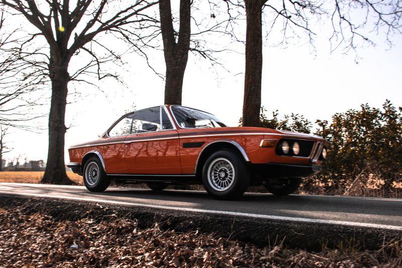 1971 BMW 3.0 CSL 62440