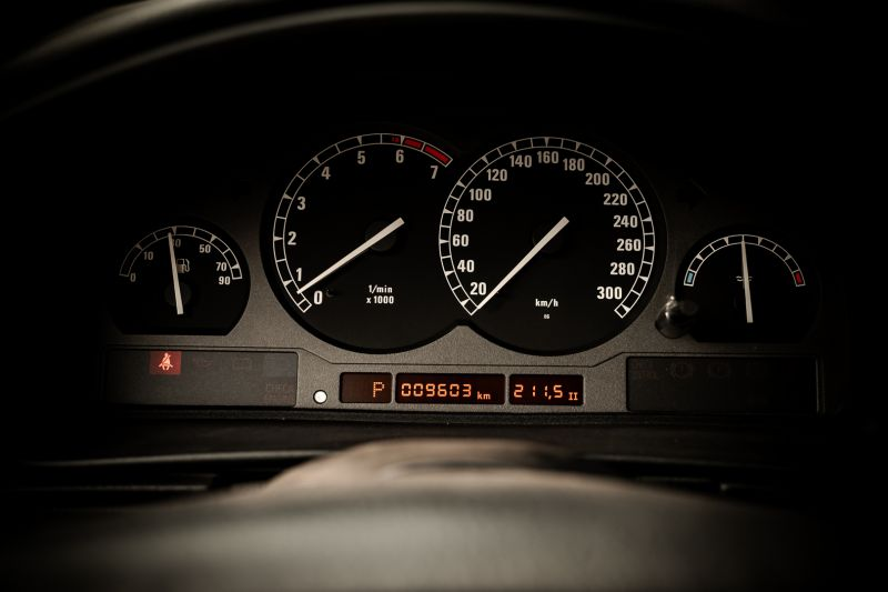 1997 BMW 850 Ci 62667