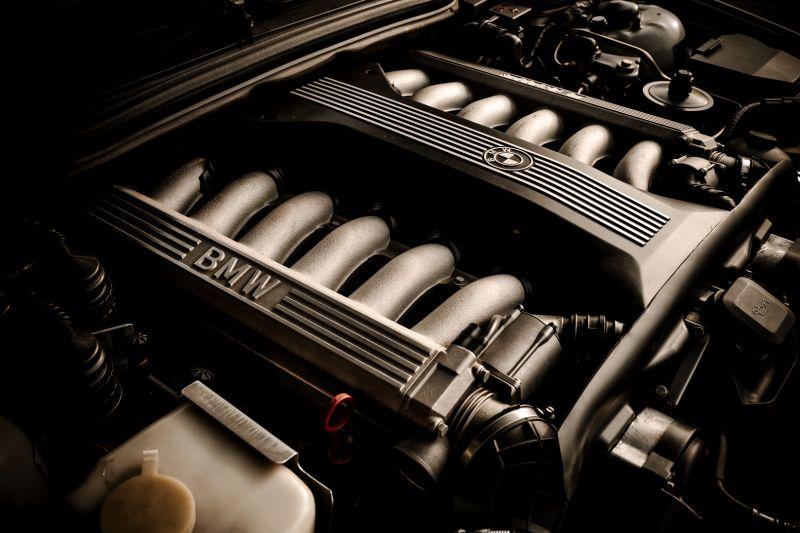 1997 BMW 850 Ci 62674