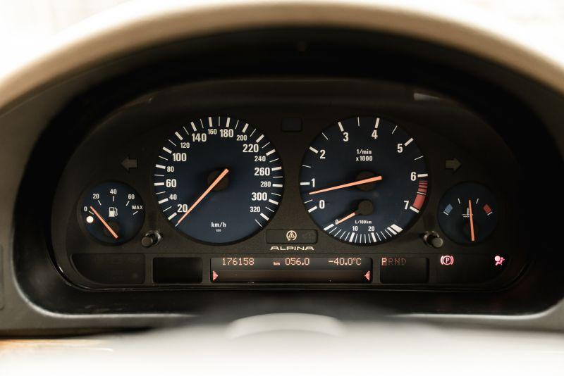 1998 BMW Alpina B10 Touring V8 82/204 78203