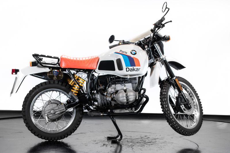 """1987 BMW R80 GS """"Parigi Dakar"""" 79632"""