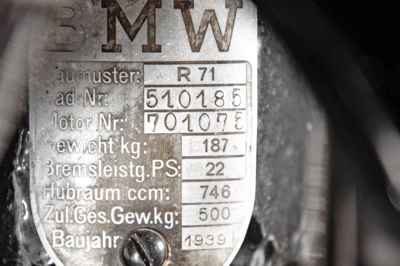 1939 Bmw Sidecar 35833