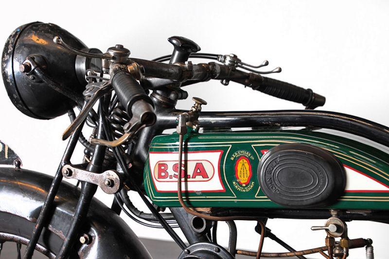 1934 BSA 350 74547
