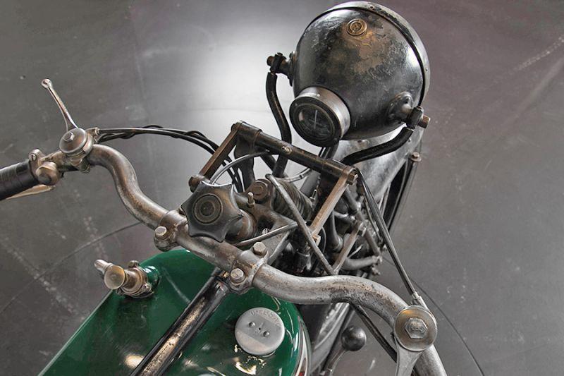 1934 BSA 350 74562