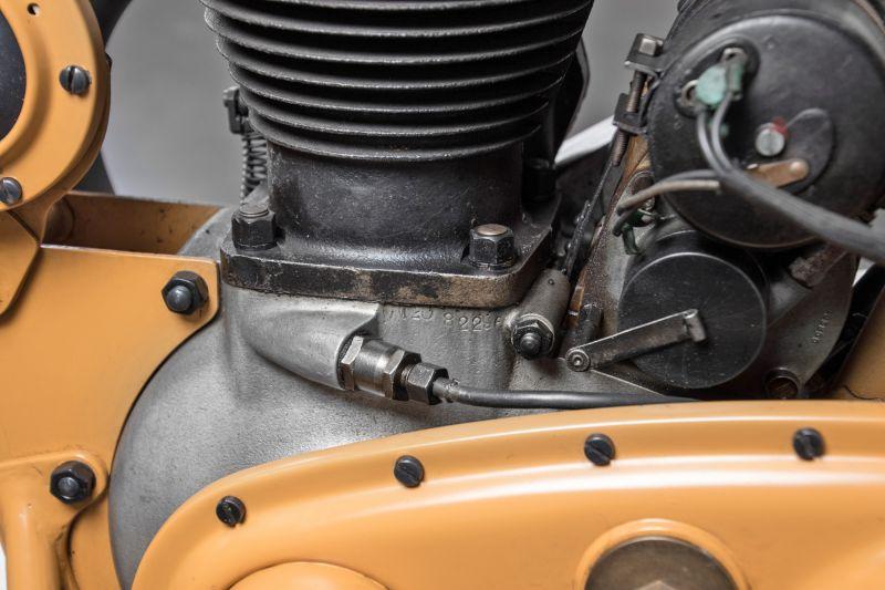 1947 BSA 500 WM 20 74598