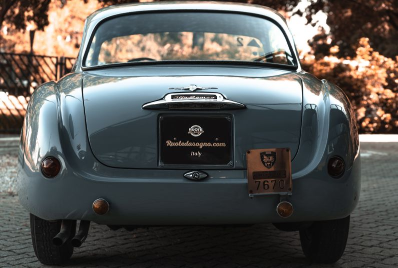 1954 Alfa Romeo 1900 C Super Sprint 73050