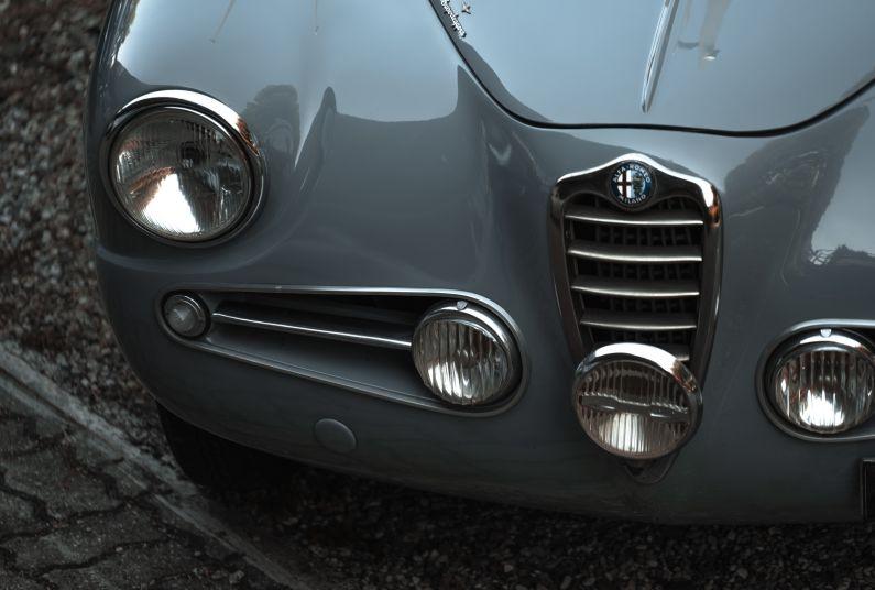 1954 Alfa Romeo 1900 C Super Sprint 73054