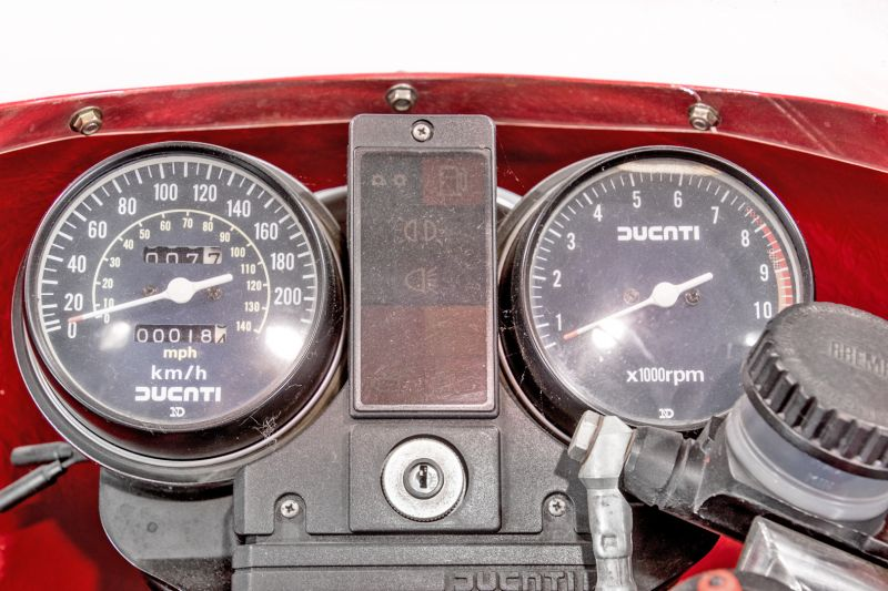 1984 Ducati 900 Mike Hailwood Replica 81561