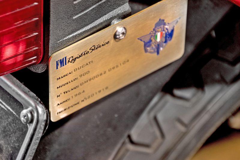 1984 Ducati 900 Mike Hailwood Replica 81567