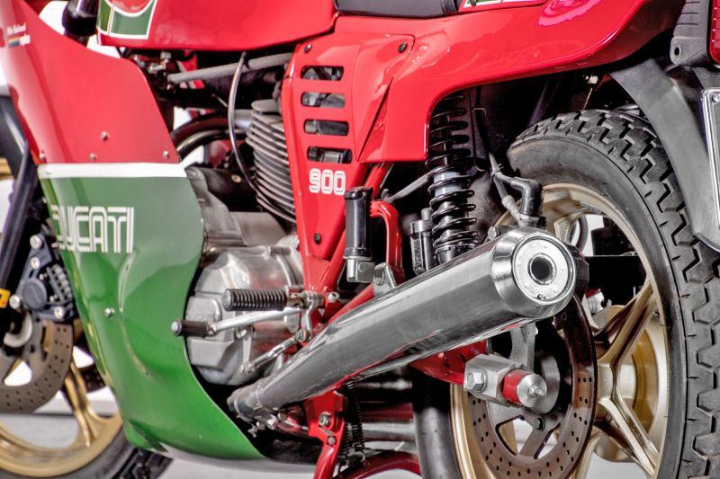 1984 Ducati 900 Mike Hailwood Replica 81558