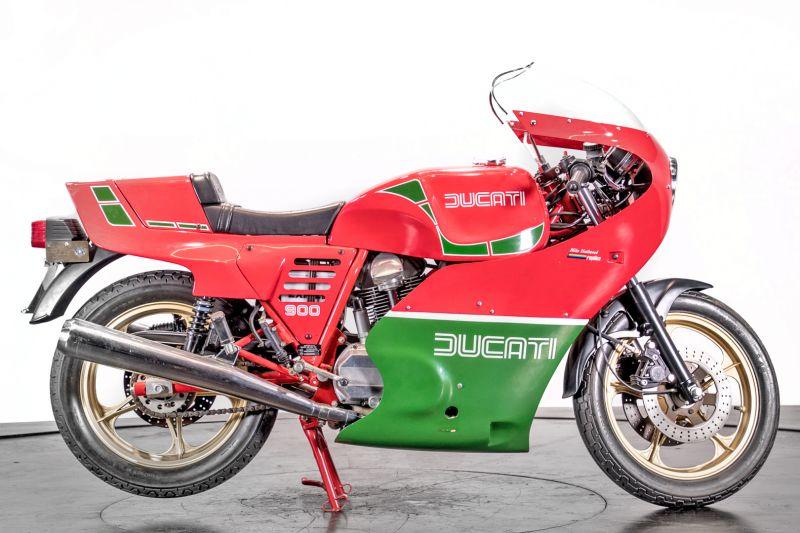 1984 Ducati 900 Mike Hailwood Replica 81551