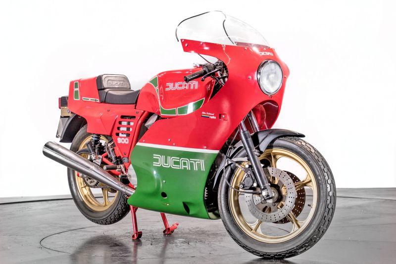 1984 Ducati 900 Mike Hailwood Replica 81554