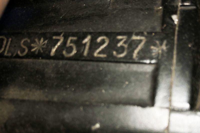 1989 Ducati 820 MAGNESIO PROTOTIPO 74632