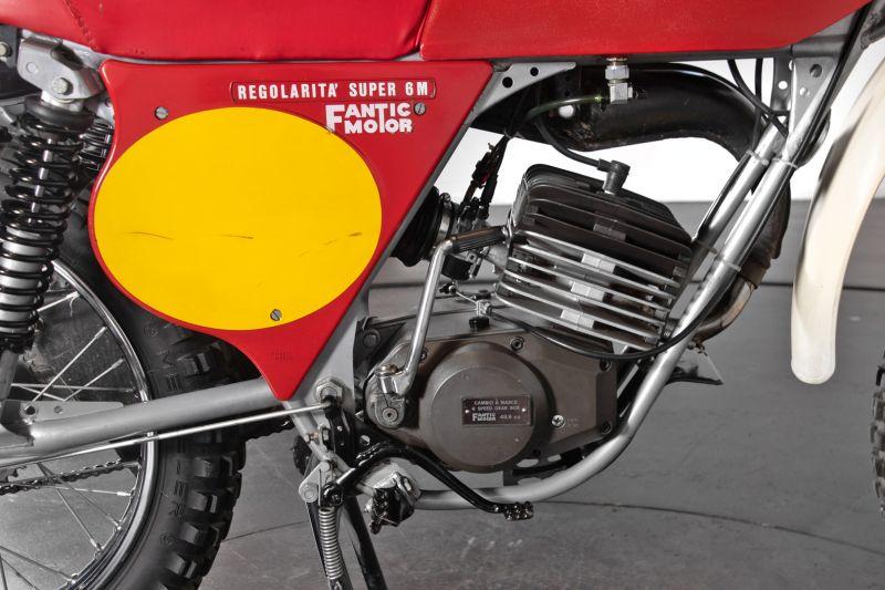 1978 FANTIC MOTOR TX 190 50548