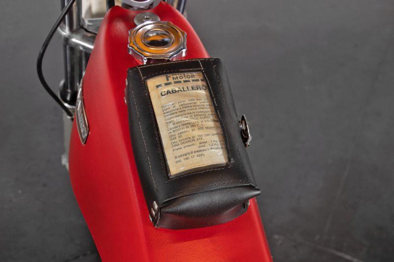 1978 FANTIC MOTOR TX 190 50550