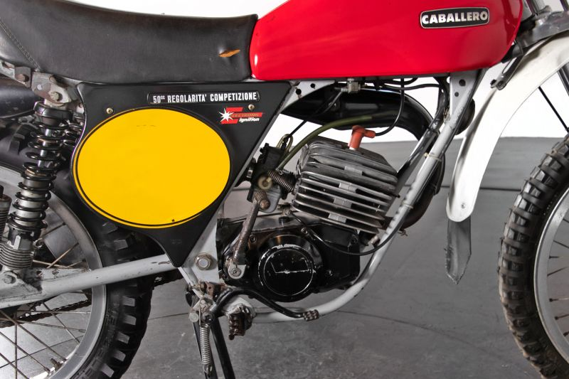 1976 FANTIC MOTOR TX 160 50537