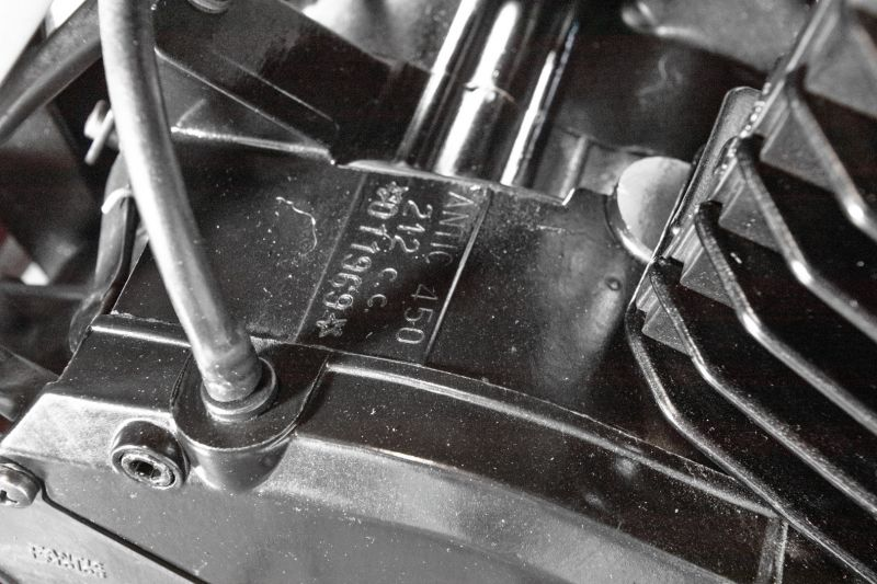 1988 FANTIC MOTOR 450 49902