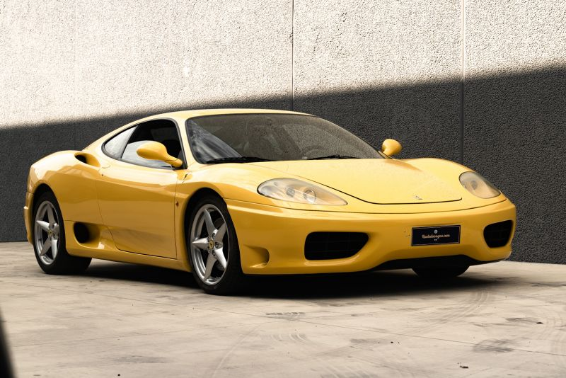 2001 Ferrari 360 Modena F1 81207
