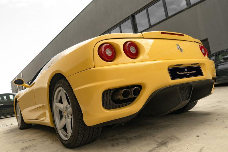 2001 Ferrari 360 Modena F1 81213