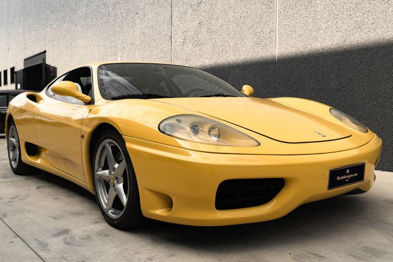 2001 Ferrari 360 Modena F1 81210