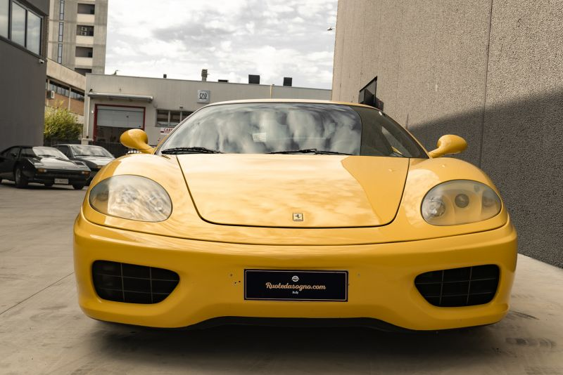2001 Ferrari 360 Modena F1 81211