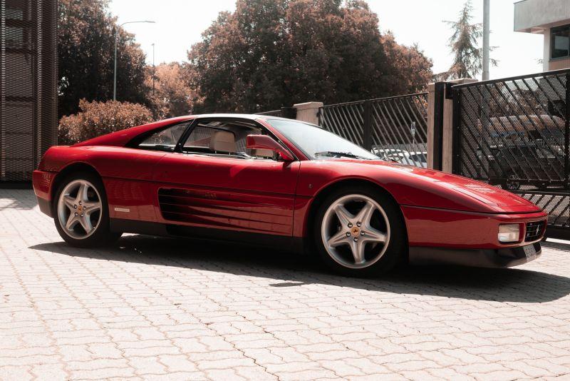 1992 Ferrari 348 TS 80493