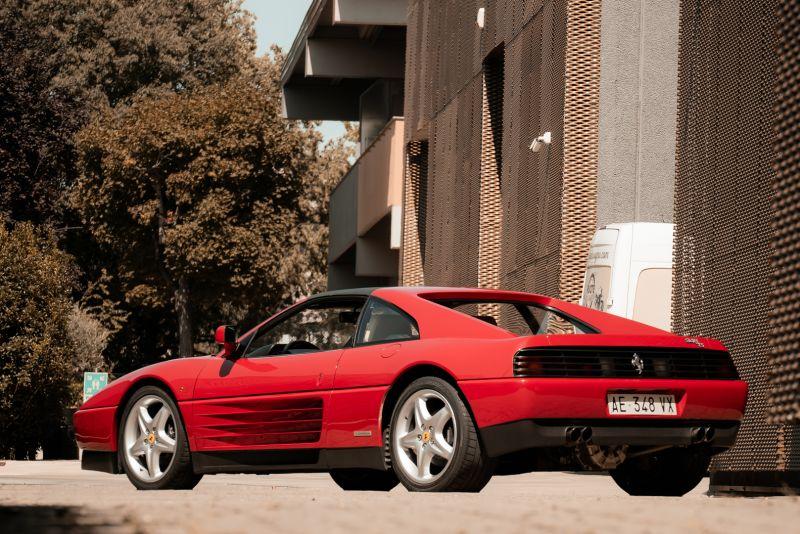 1992 Ferrari 348 TS 80498