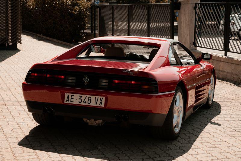 1992 Ferrari 348 TS 80501