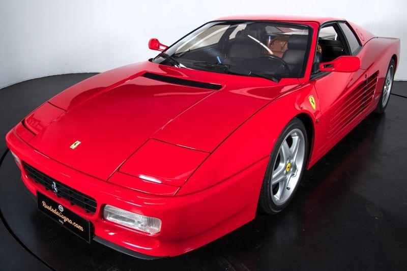 1994 Ferrari 512 TR 21594