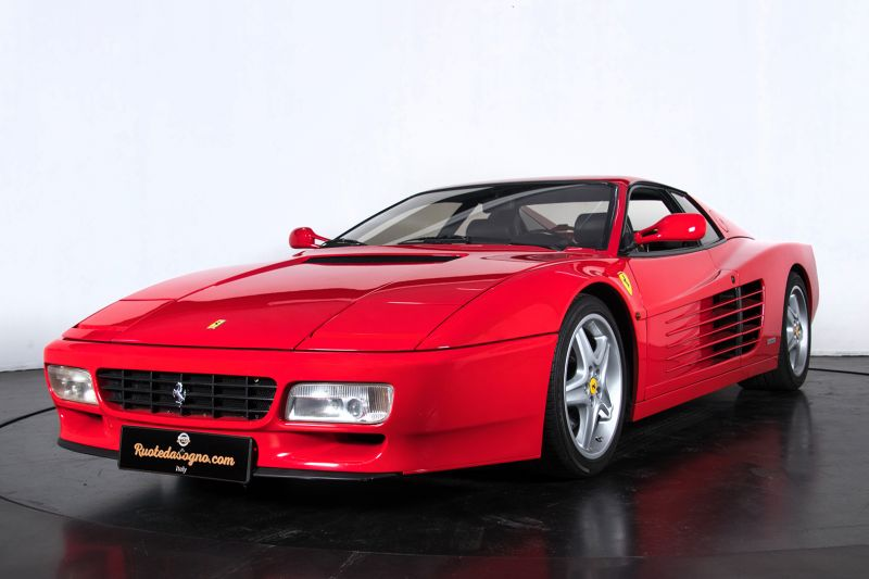 1994 Ferrari 512 TR 21593